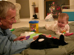 Playing with Pappaw