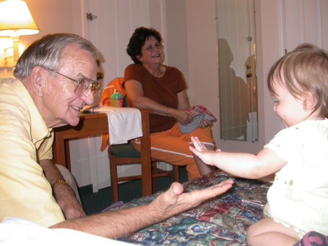 Gimme Five, Pappaw