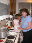 Cooking with Mammaw